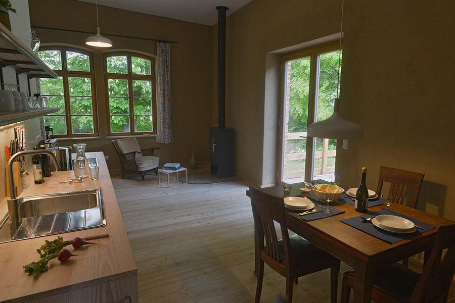 Ferienwohnung im Unkengrund, Uckermark